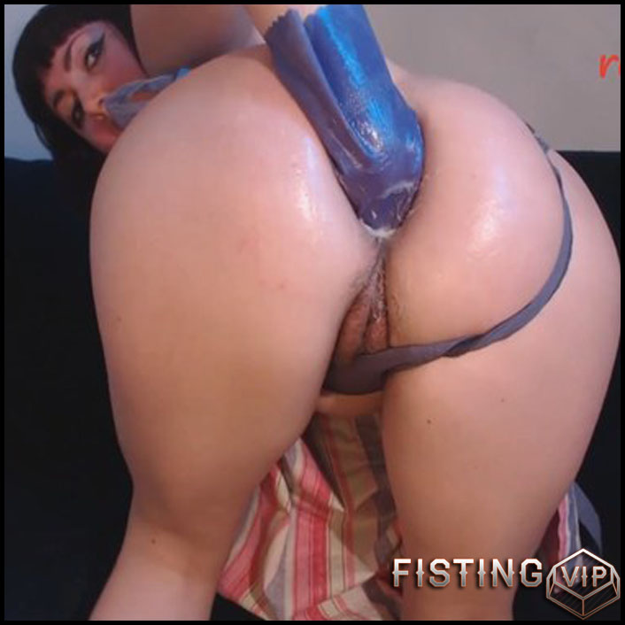 Roxana-Assfist - HD-720p, Anal, BlowJobs, Anal Toy (Release February 25, 2017)