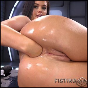 Roxy Raye is the Fucking Machines ANAL QUEEN – HD-720p, Sex Machine, Vibrator, AnalToys, Anal Fisting (Release February 11, 2017)