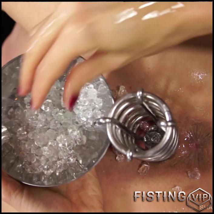 Shards Tanita - Full HD-1080p, extreme fisting, hardcore fisting, lesbian fisting (Release February 4, 2017)