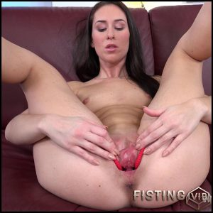 Sissy – Little Red Speculum – Full HD-1080p, Vibrators, Toys, Solo, anal (Release February 3, 2017)