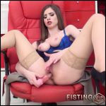 Stunning Nude Stocking Secretary – Anal, Lesbian, MILF, Teen, DP, Hardcore, Facial (Release February 13, 2017)