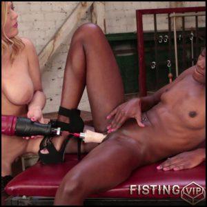 Vaginal bump – Full HD-1080p, hardcore fisting, lesbian fisting (Release February 18, 2017)