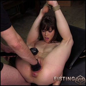Anal Slave Training Alexa Nova – HD-720p, extreme fisting, hardcore fisting (Release March 07, 2017)