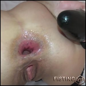 Anal with Big black cock – with egedn777 – Full HD-1080p, Giant Dildo, Toys, Fisting (Release March 28, 2017)