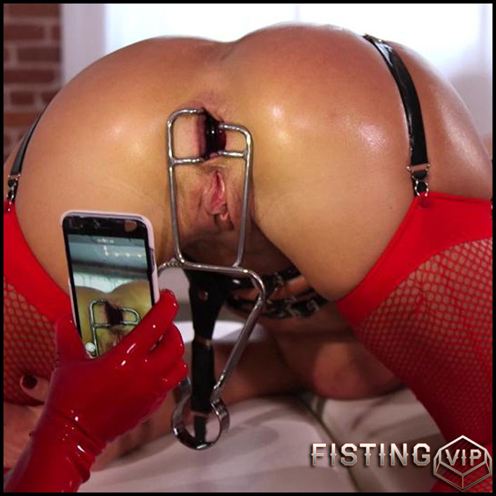Ariel X, Aiden Starr - extreme fisting, hardcore fisting, lesbian fisting (Release March 26, 2017)1