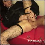 Bella Star – Double Fisting, Prolapse, Foot in Ass – Full HD-1080p, Anal, Toys (Release March 15, 2017)