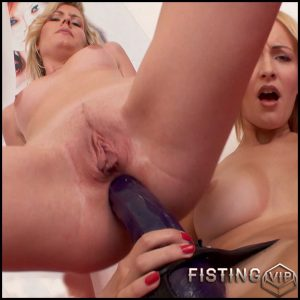 BrutalDildos – Claudia Mac and Belle Claire – Full HD-1080p, Toys, lesbians fisting, lesbian fisting videos (Release March 31, 2017)