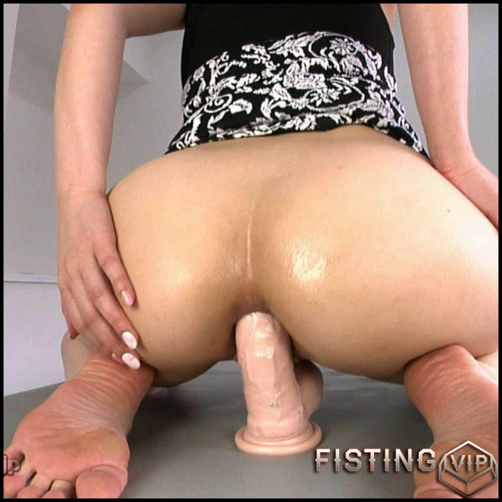 Dildo Anal Masturbation - HD-720p, Dildo, Fisting (Release March 24, 2017)