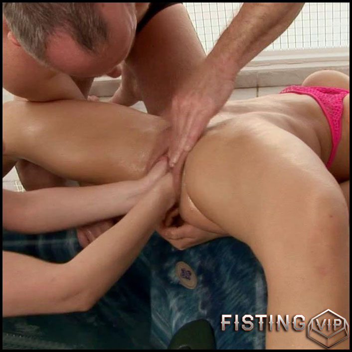 Tight Gripping Pussy Hd