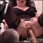 Fisting pussy on the gynecologist chair – Full HD-1080p,Anal Fisting, Extreme (Release March 20, 2017)