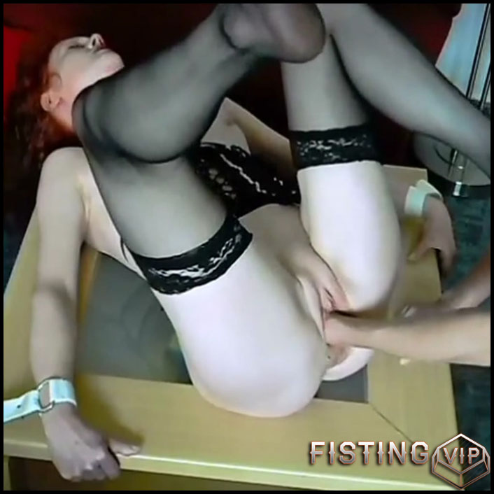 Hard fisted and fucked - Full HD-1080p, Fisting, AnalFisting (Release March 03, 2017)