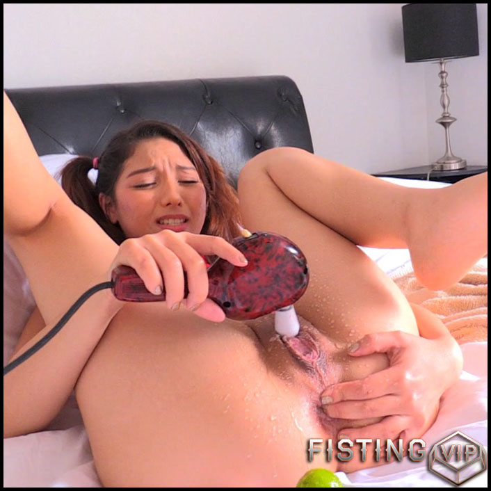 Black female erotic butt