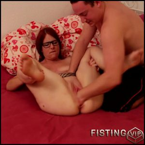 2xOrgasmus in 6 minutes – JungesfetischpaarNRW – Full HD-1080p, Oral Sex, Fisting (Release April 10, 2017)