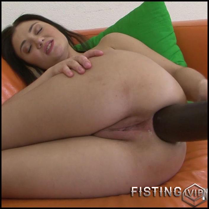 Anal Gaping Girl - Full HD-1080p, anal prolapse, long dildo, Fisting (Release April 30, 2017)