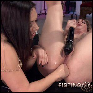 Anal concubine Traning – HD-720p, hardcore fisting, lesbian fisting, Toys, Vibrator (Release April 13, 2017)