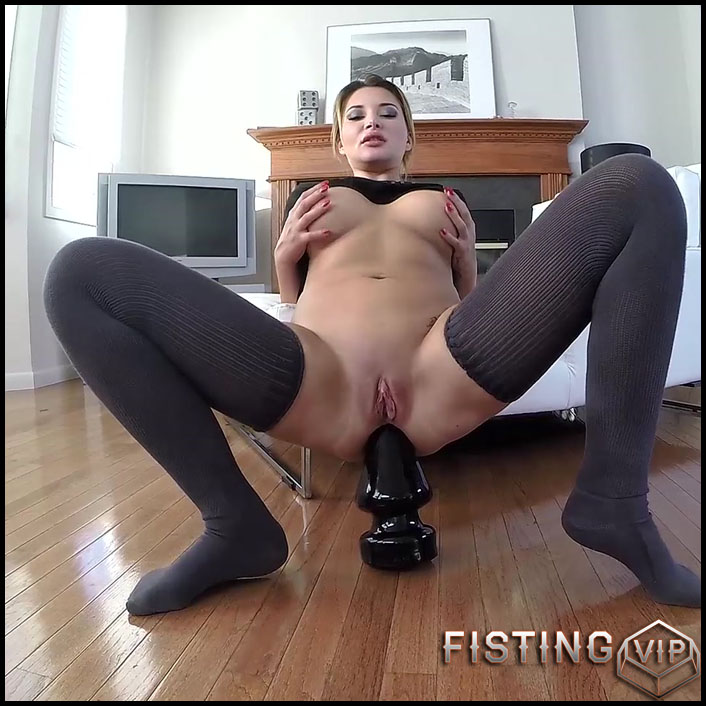 BreakingAsses Anna Polina's Anal Obsession - Full HD-1080p, Giant Dildo, Oral Sex, All Sex, Anal Sex (Release April 17, 2017)1