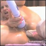 BrutalDildos – BLONDIE – Full HD-1080p, Solo, Biggest Dildo, Anal, Toys, Masturbation (Release April 3, 2017)