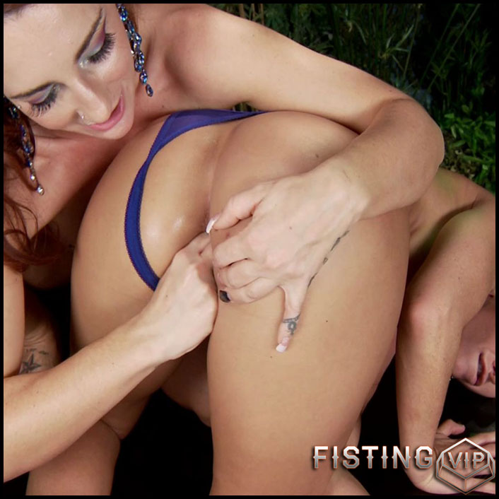 Extreme Anal Faeries do what ever it takes to save the rain forrest - HD-720p, extreme fisting, lesbian fisting, Toys (Release April 13, 2017)1