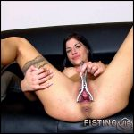 GapeMyPussy – Silvia Dellai 3 part – HD-720p, fist, Toys, Masturbation, Speculum (Release April 9, 2017)