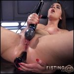 Machine Fucked in the ASS ALL DAY – HD-720p, Sex Machine, Vibrator, AnalToys (Release April 10, 2017)