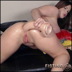 New Roxy Webcam Fisting Ass And Big Toys – Full HD-1080p, Giant Dildo, Toys, Solo, Fisting, AnalFisting (Release April 25, 2017)