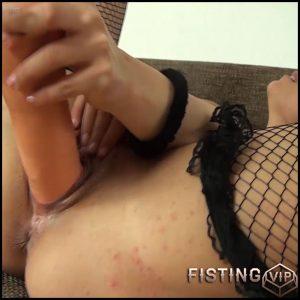 Rosi Fucks With The Megadildo – HD-720p, dildo, anal play, Anal, Toys, Masturbation (Release April 18, 2017)