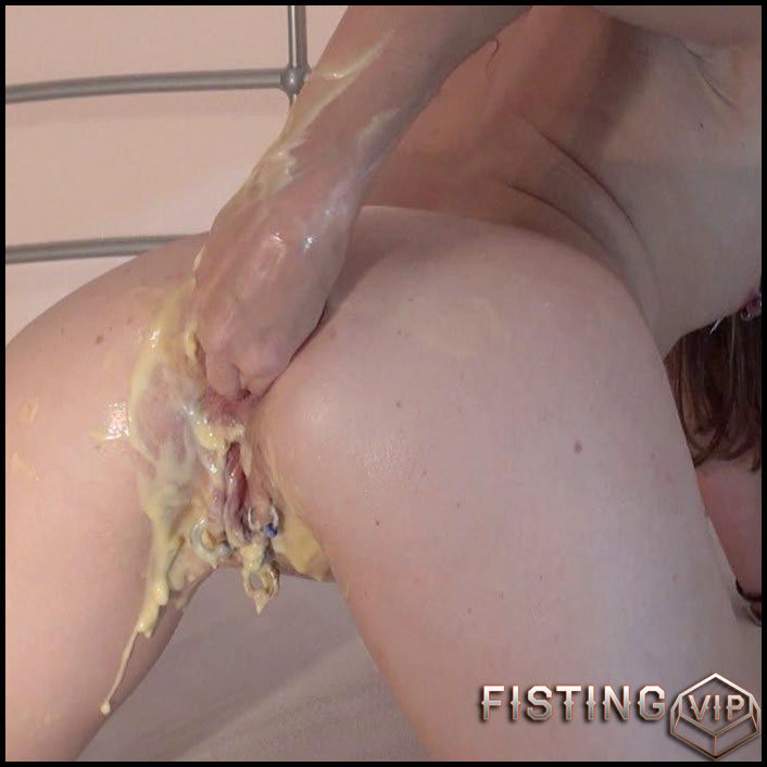 Stim 99 - butter - HD-720p, extreme fisting, hardcore fisting (Release April 26, 2017)