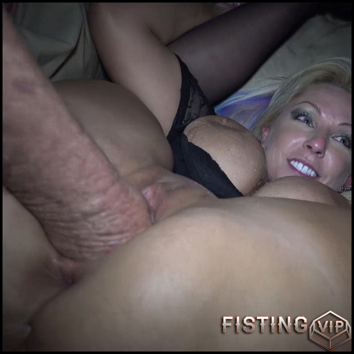 A Messy Night at the Theater 2 - Naughty Alysha - Full HD-1080p, hardcore fisting, Oral Sex, All Sex, Anal Sex (Release June 1, 2017)