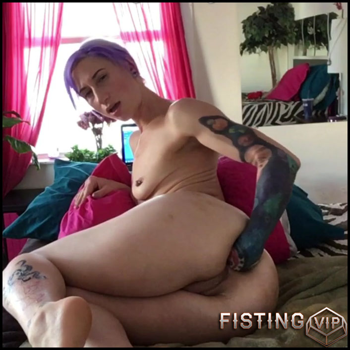 All my favorites - Full HD-1080p, webcam, anal, prolapse, hardcore fisting (Release May 18, 2017)