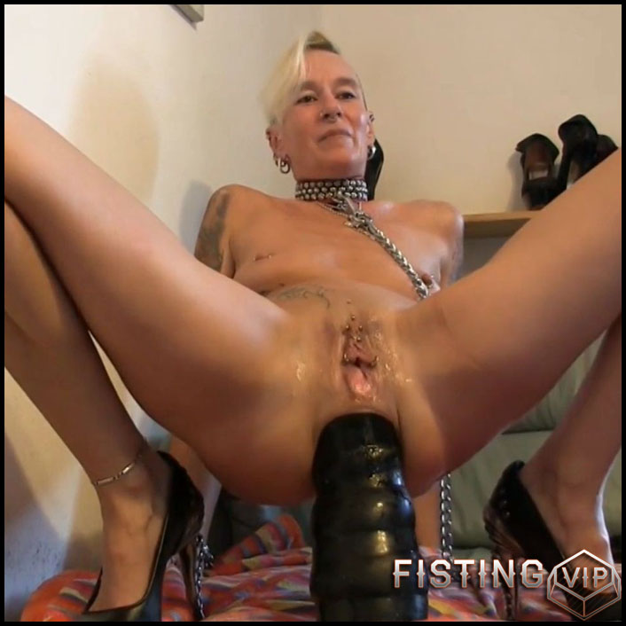 BrutalDildos - GISELA - lady-isabell - Full HD-1080p, prolapse, Anal, Toying (Release June 1, 2017)1