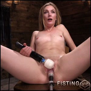 Fucking Machine Squirt-a-thon with Mona Wales – HD-720p, Sex Machine, Vibrator, AnalToys (Release May 29, 2017)