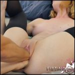 Goldilocks – Pussy filled with eggplant, dildos, and both Fists – HD-720p, Foot Fetish, Toys, hardcore fisting (Release May 20, 2017)