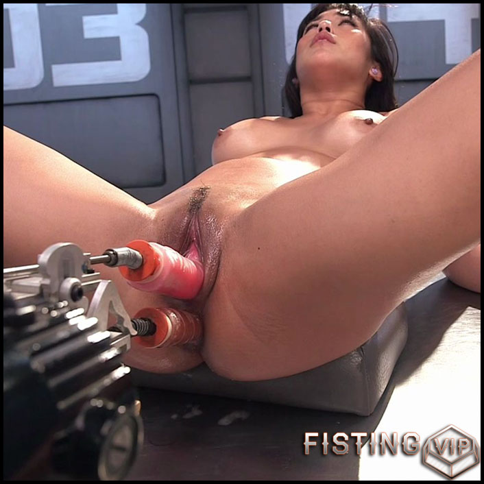 Hard and Fast Fucking in Mia's Pussy and Ass - HD-720p, double fisting, Sex Machine, Vibrator (Release May 20, 2017)1
