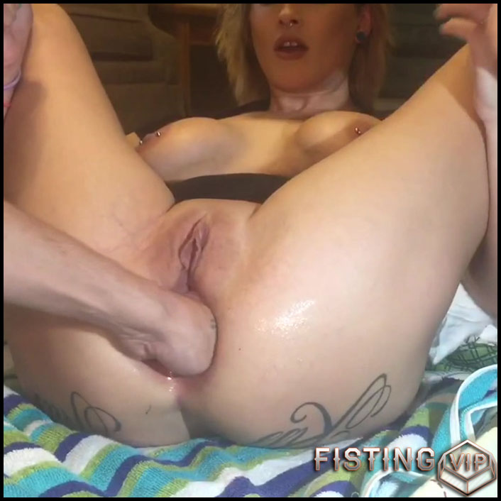 Teen Self Anal Fisting Hd