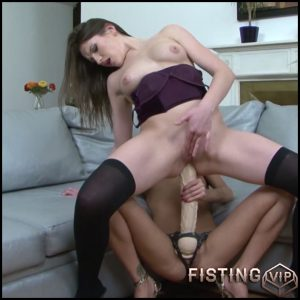 Leggy Hole Stretchers – Full HD-1080p, lesbian anal fisting, Toys (Release May 1, 2017)