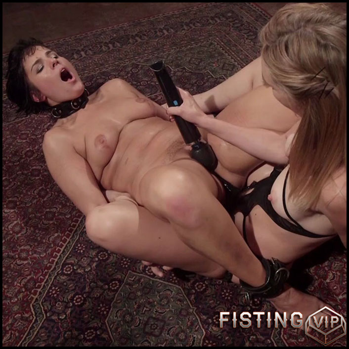Mona Wales dominates curious horny slut - HD-720p, hardcore fisting, lesbian fisting (Release May 28, 2017)1