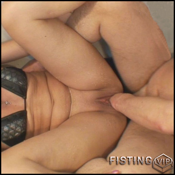 Pushing art part 2 of 2 - HD-720p, prolapse ass, extreme fisting, Toys (Release May 17, 2017)