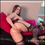 Roxy Raye WebCam – Full HD-1080p, dildo anal, Toys, Solo, Fisting (Release May 10, 2017)