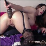 Roxy Raye WebCam – Full HD-1080p, fisting video, webcam, Dildo, Fisting (Release May 10, 2017)