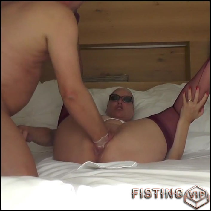 The Faustficker to visit - Full HD-1080p, fisting videos, pussy fisting video (Release May 9, 2017)1