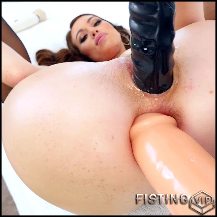 Tiffany Doll - Full HD-1080p, double fisting, Solo, Biggest Dildo, Anal (Release May 19, 2017)