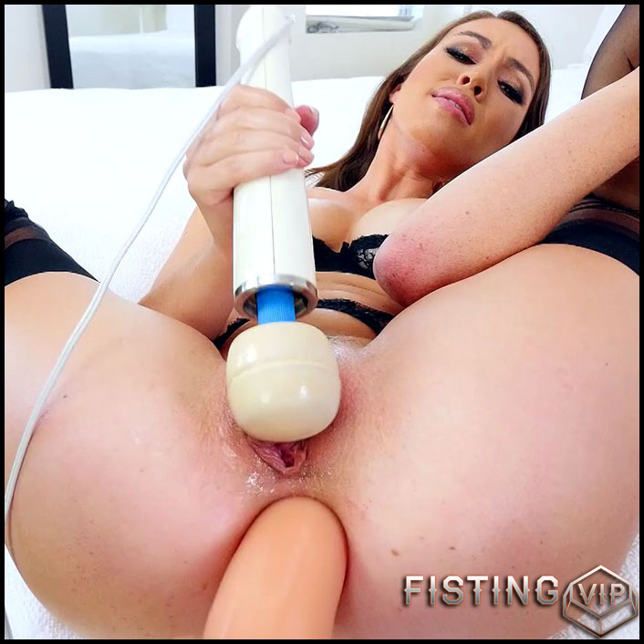 Tiffany Doll - Full HD-1080p, double fisting, Solo, Biggest Dildo, Anal (Release May 19, 2017)2