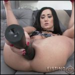 Angie Moon gets fisted and monster dildo in anal gape – HD-720p, anal fisting, anal insertion, huge dildo (Release July 2, 2017)