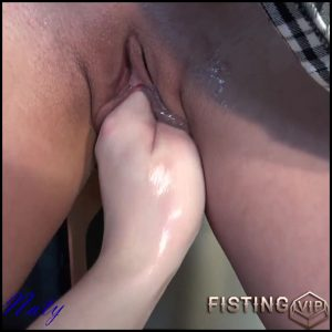 DEEP HARD FISTING – really hard – Sexy Naty – Full HD-1080p, extreme pussy fisting, fisting porn (Release June 15, 2017)