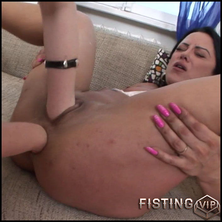 Kenton recommend best of dick fisting double
