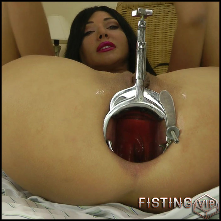 HotKinkyJo - XO speculum and long dildo fun play - Full HD-1080p, extreme fisting, Speculum, colossal dildo (Release June 23, 2017)