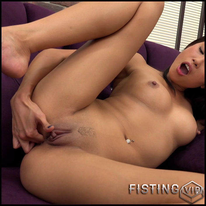 Panda Cherry Davon - Full HD-1080p, Pumping, Anal, Toys, Masturbation (Release June 10, 2017)1