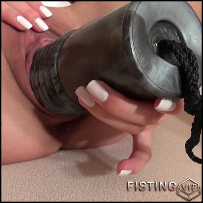 Pussy Gape - Sexy Naty - Full HD-1080p, dildo anal, Vibrator, AnalToys (Release June 7, 2017)1