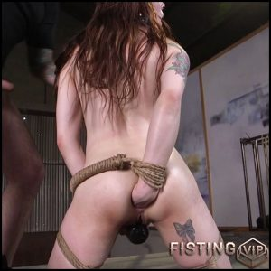 Extreme anal training Anna De Ville – HD-720p, extreme fisting, hardcore fisting (Release July 10, 2017)