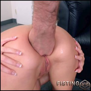 Christie Stevens – Bang Casting Fisting Audition – Full HD-1080p, hardcore fisting, anal video (Release July 10, 2017)